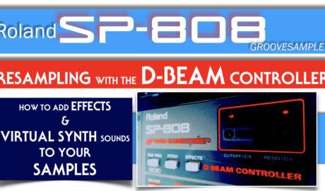 D-Beam Controller SP-808