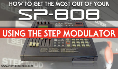SP-808 Step Modulator