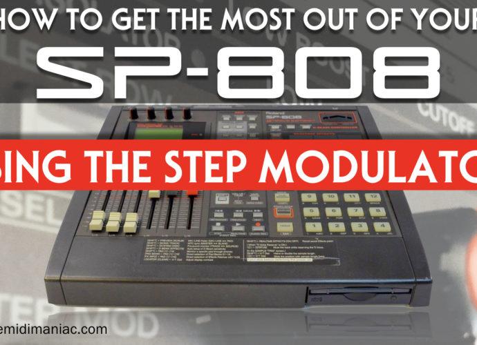 SP-808 Step Modulator