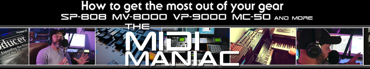 The MIDI Maniac
