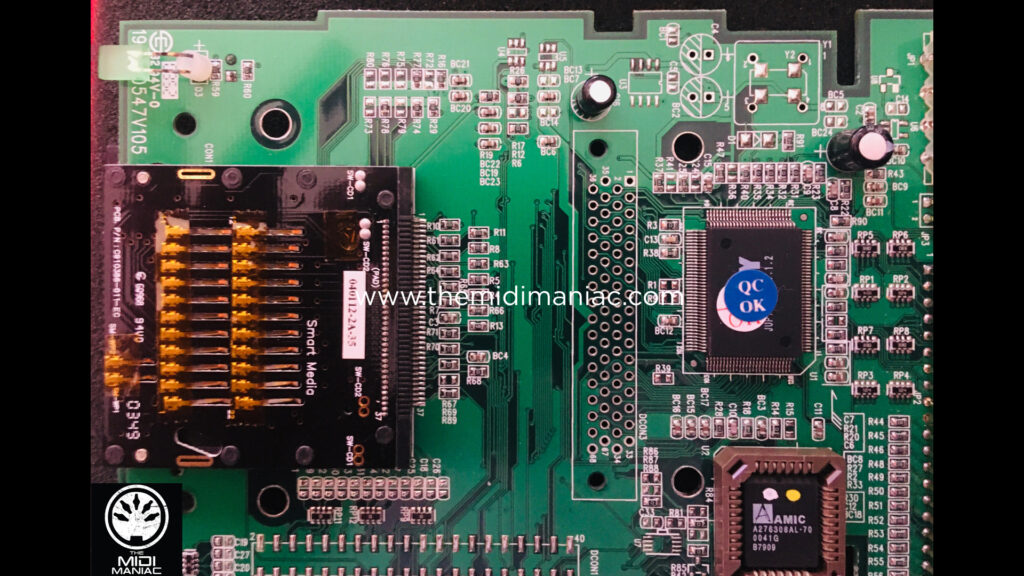 MCD MPC-2000XL Blue
